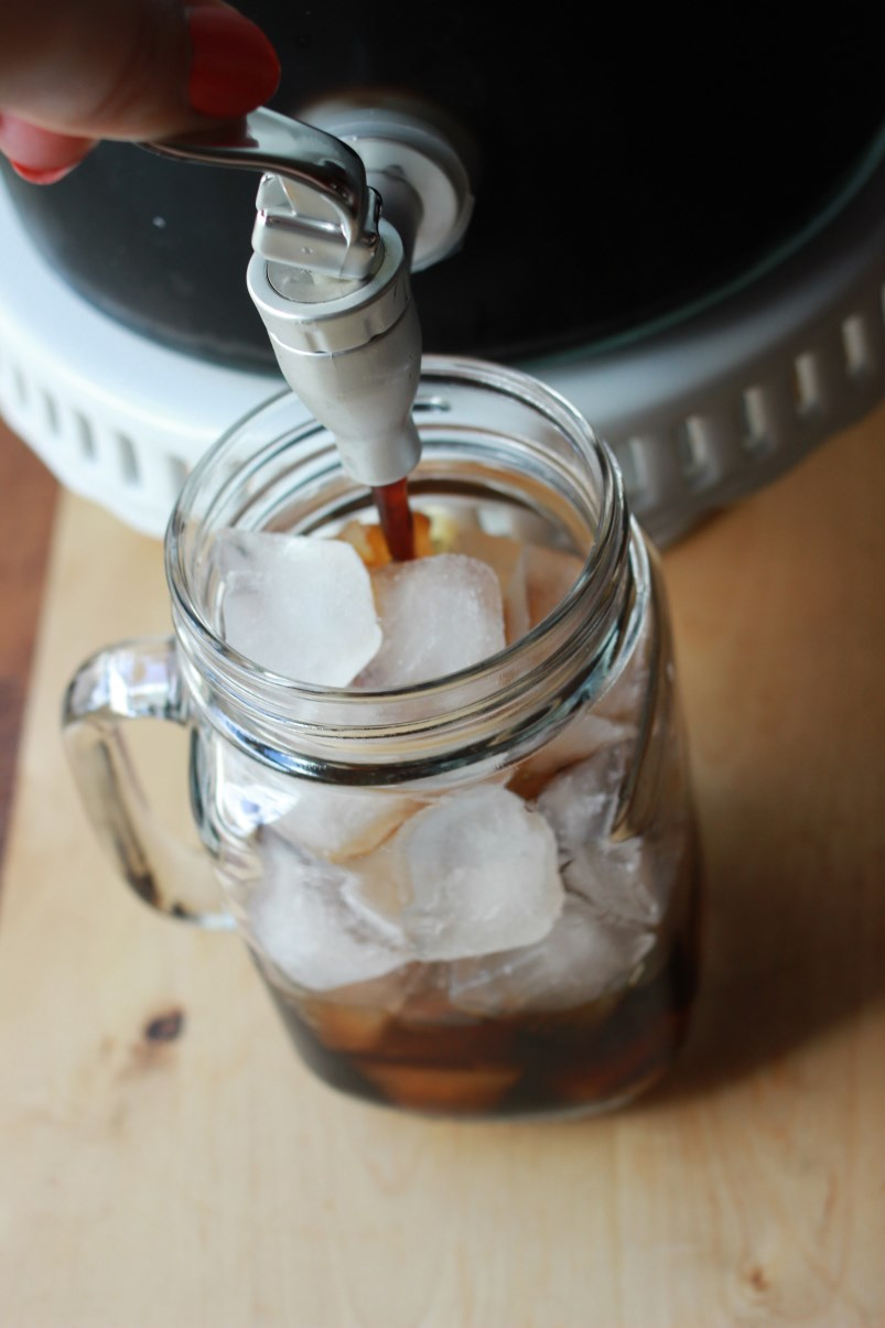 Cold Brewed Iced Coffee This Big Batch Lasts For Weeks